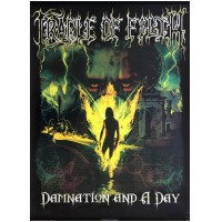 CRADLE OF FILTH - Damnation And A Day [PP0763] (POSTER)