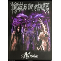 CRADLE OF FILTH - Midian [PP0153] (POSTER)