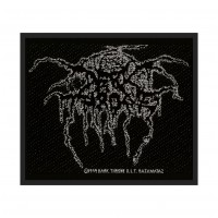 DARKTHRONE - Logo Patch (PATCH)