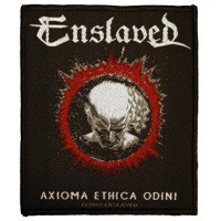 ENSLAVED - Axioma Ethica Odini [Woven Patch] (PATCH)