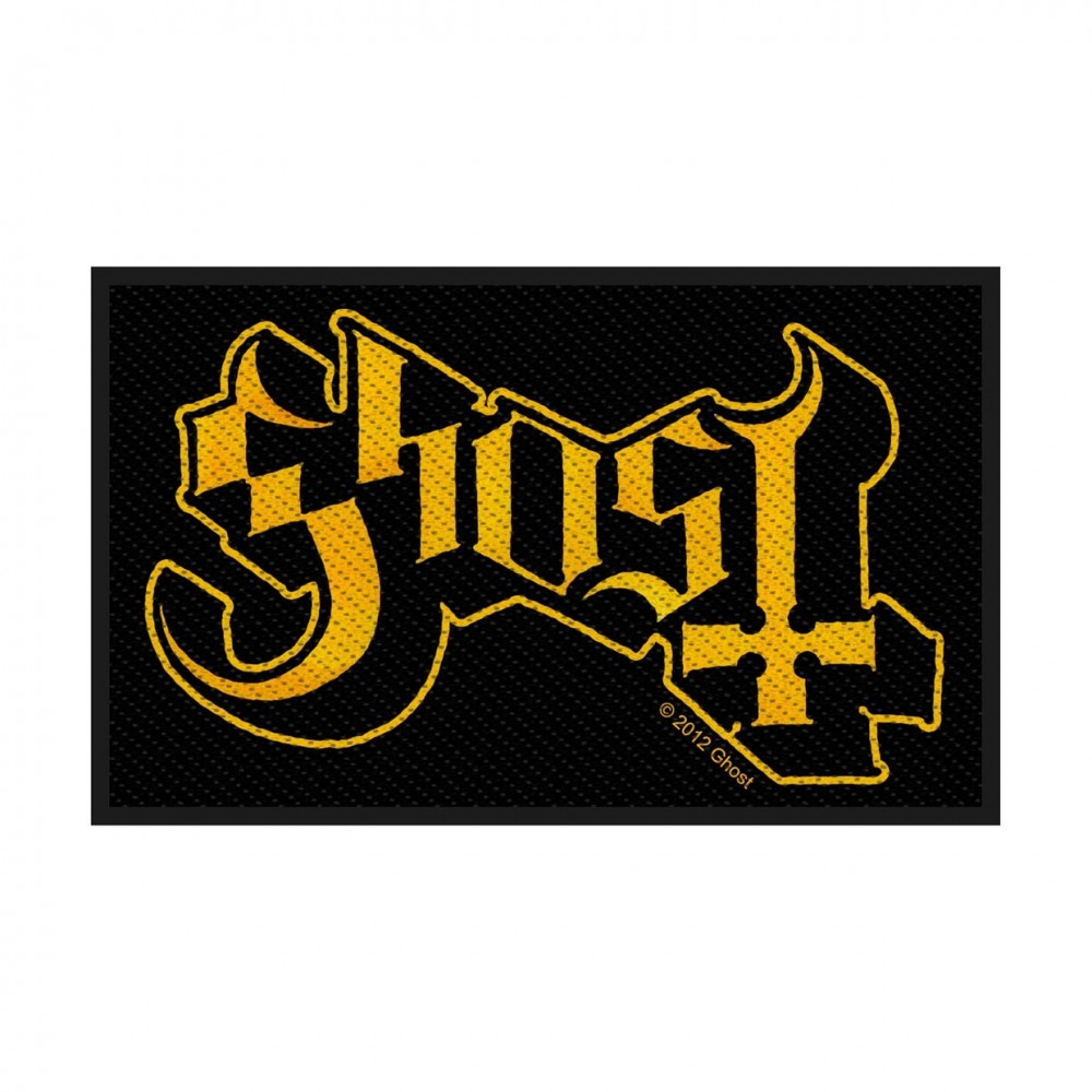 GHOST - Logo Patch (PATCH)