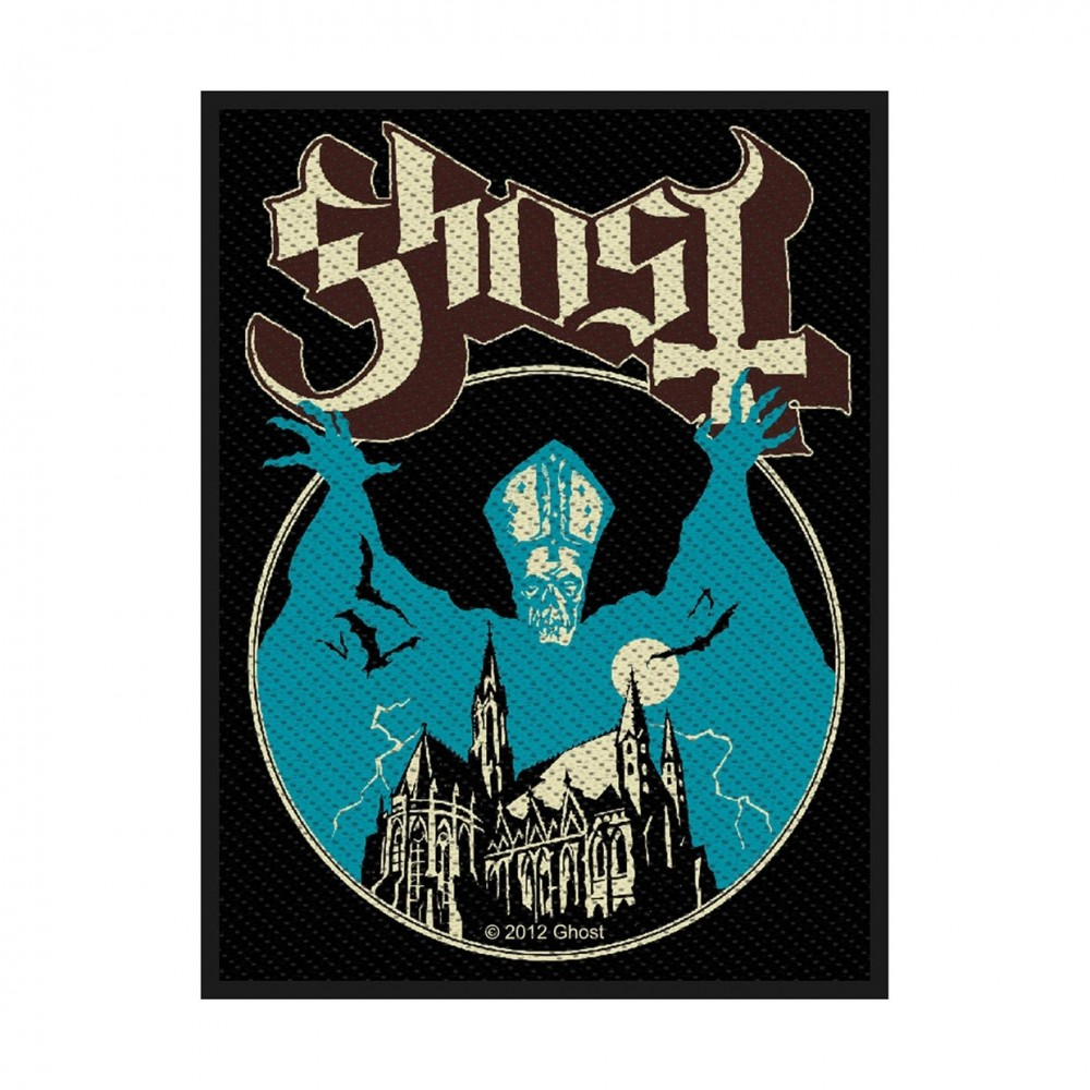 GHOST - Opus Eponymous (PUZZLE)