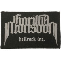 GORILLA MONSOON - Hellrock Inc. Patch (PATCH)