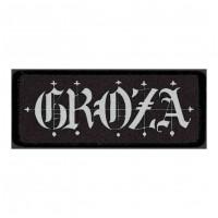 GROZA - Logo Patch (PATCH)