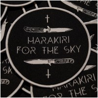 HARAKIRI FOR THE SKY - Aokigahara Patch (PATCH)