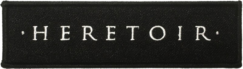 HERETOIR - Logo (PATCH)
