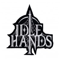IDLE HANDS - Logo Patch (PATCH)