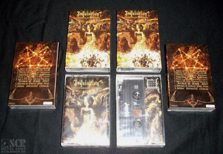 INQUISITION - Obscure Verses for  the Multiverse (MC)