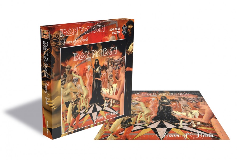 IRON MAIDEN - Dance Of Death [500 PIECES] (PUZZLE)