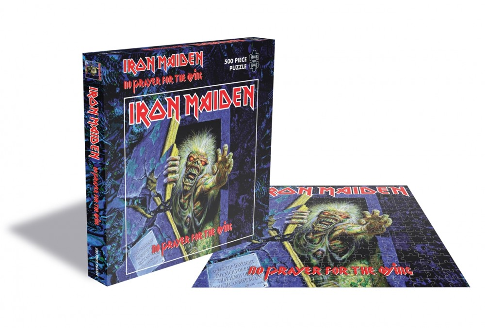 IRON MAIDEN - No Prayer For The Dying [500 PIECES] (PUZZLE)