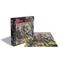 IRON MAIDEN - The Number of the Beast [1000 PIECES] (PUZZLE)