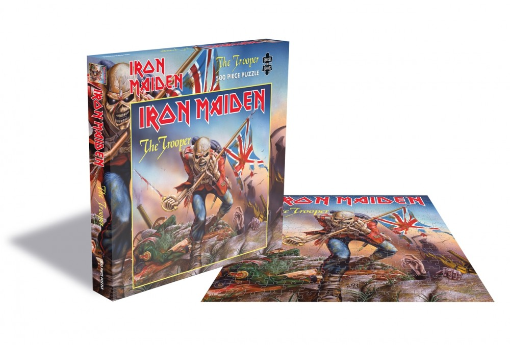 IRON MAIDEN - The Trooper [500 PIECES] (PUZZLE)