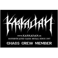 KARKADAN - Logo (Patch)