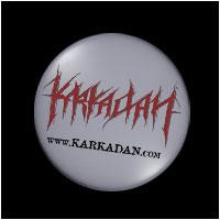 KARKADAN - Logo Button (Pin-Button)