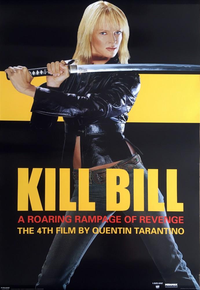 KILL BILL - Vol. 1 Roaring Rampage [PP30054] (POSTER)