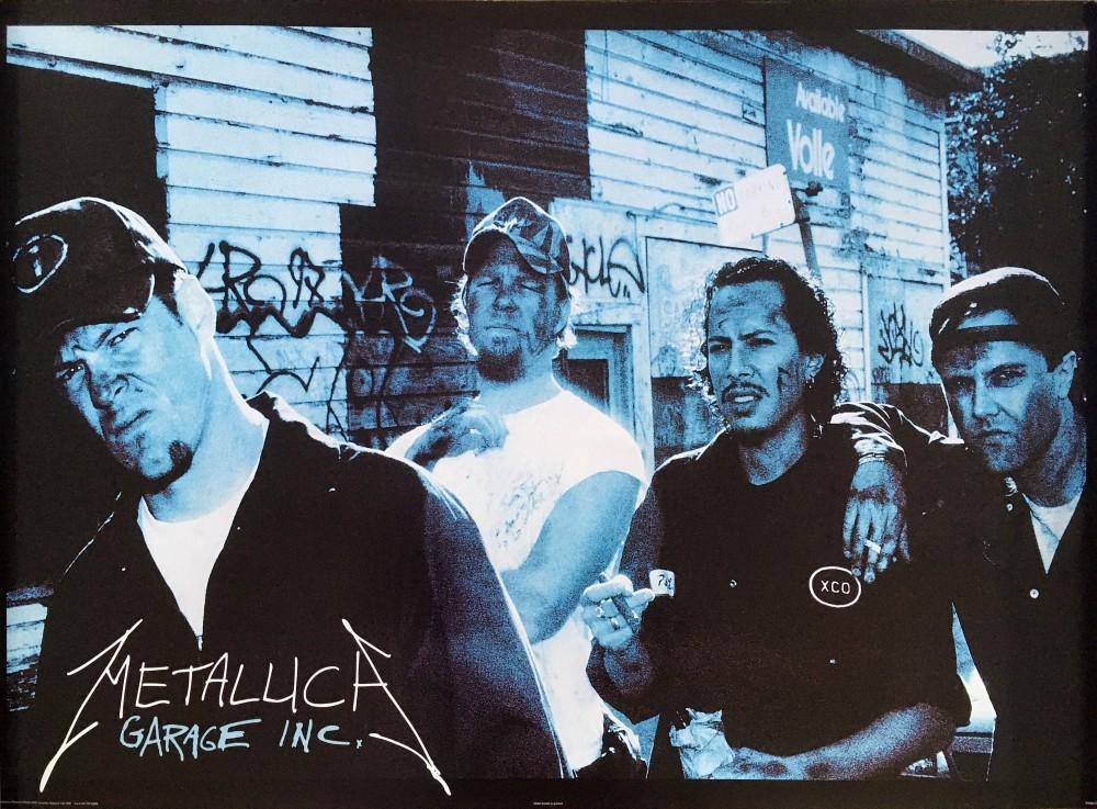 METALLICA - Garage Inc. [PP0045] (POSTER)