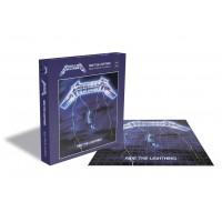 METALLICA - Ride The Lightning [500 PIECES] (PUZZLE)