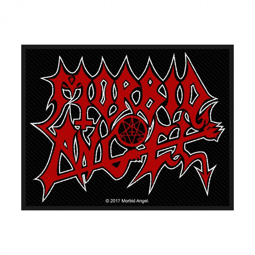 MORBID ANGEL - Logo Patch (PATCH)