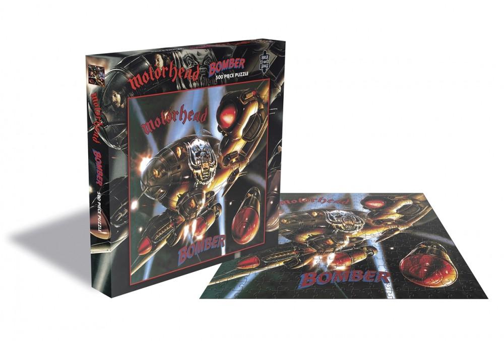 MOTÖRHEAD - Bomber [500 PIECES] (PUZZLE)