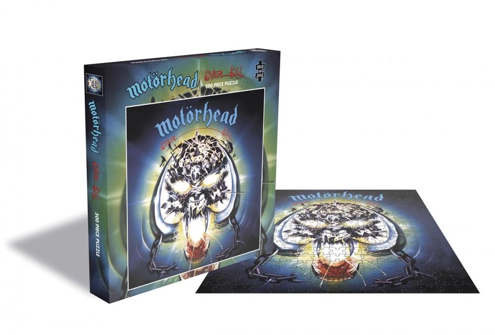 MOTÖRHEAD - Overkill [500 PIECES] (PUZZLE)