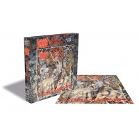 NAPALM DEATH - Utopia Banished [500 PIECES] (PUZZLE)
