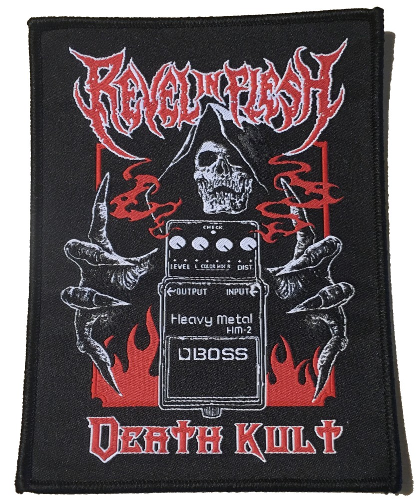 REVEL IN FLESH - Death Kult (PATCH)