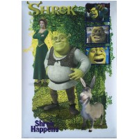 SHREK - Shrek Happens [0168] (POSTER)