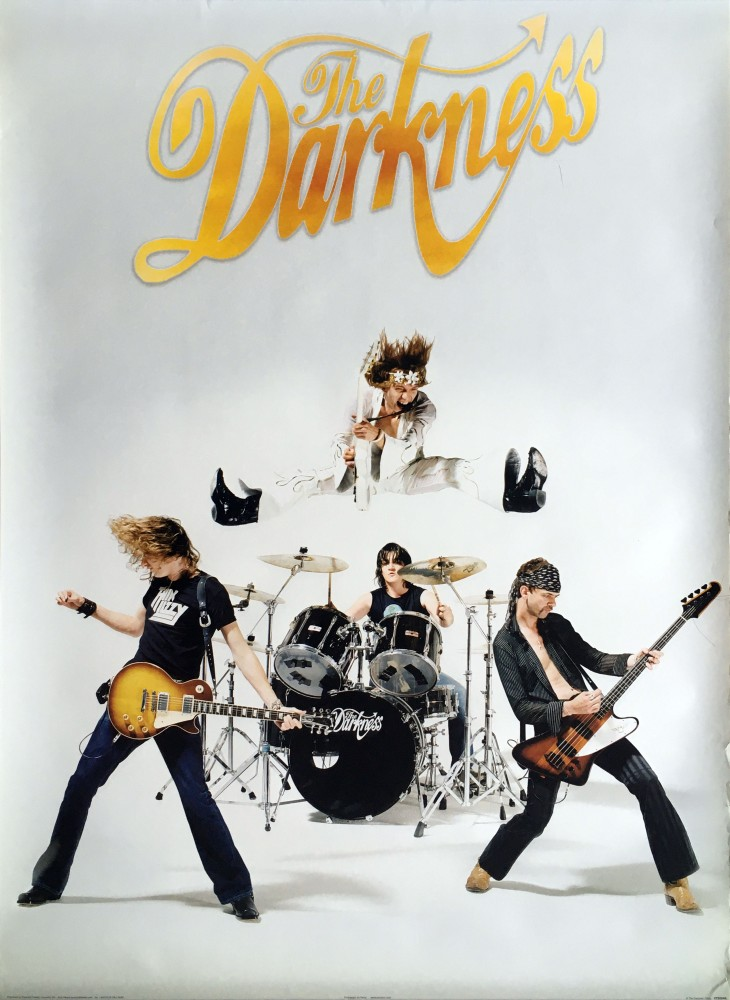 THE DARKNESS - Band [PP30044] (POSTER)
