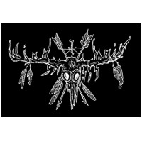 WIND IN HIS HAIR - Logo Patch (PATCH)