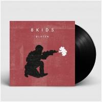 8KIDS - Blüten [BLACK] (LP)
