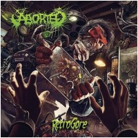 ABORTED - Retrogore [LP+CD] (LP)
