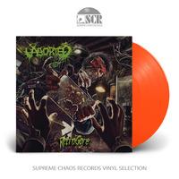 ABORTED - Retrogore [ORANGE LP+CD] (LP)