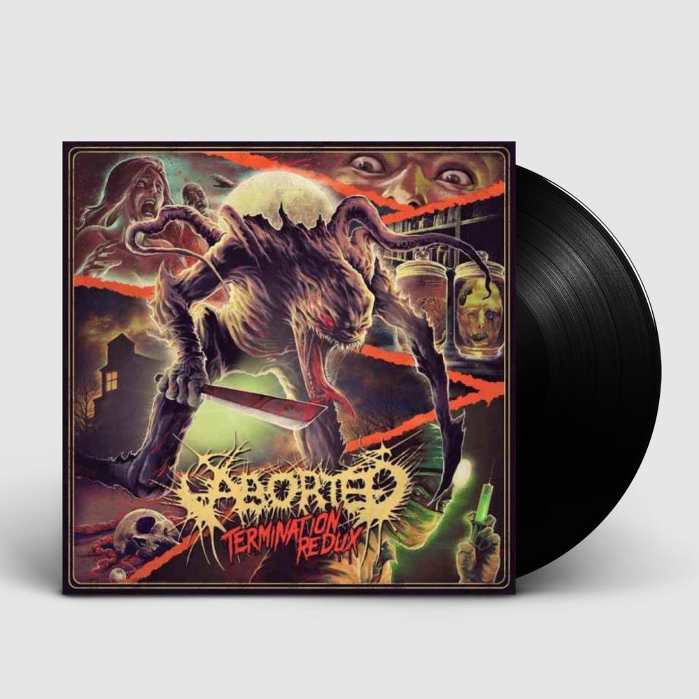 "ABORTED - Termination Redux [BLACK 10""] (MLP)"