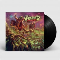 ABORTED - TerrorVision [BLACK LP+CD] (LP)