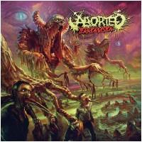 ABORTED - TerrorVision [BLUE LP+CD] (LP)