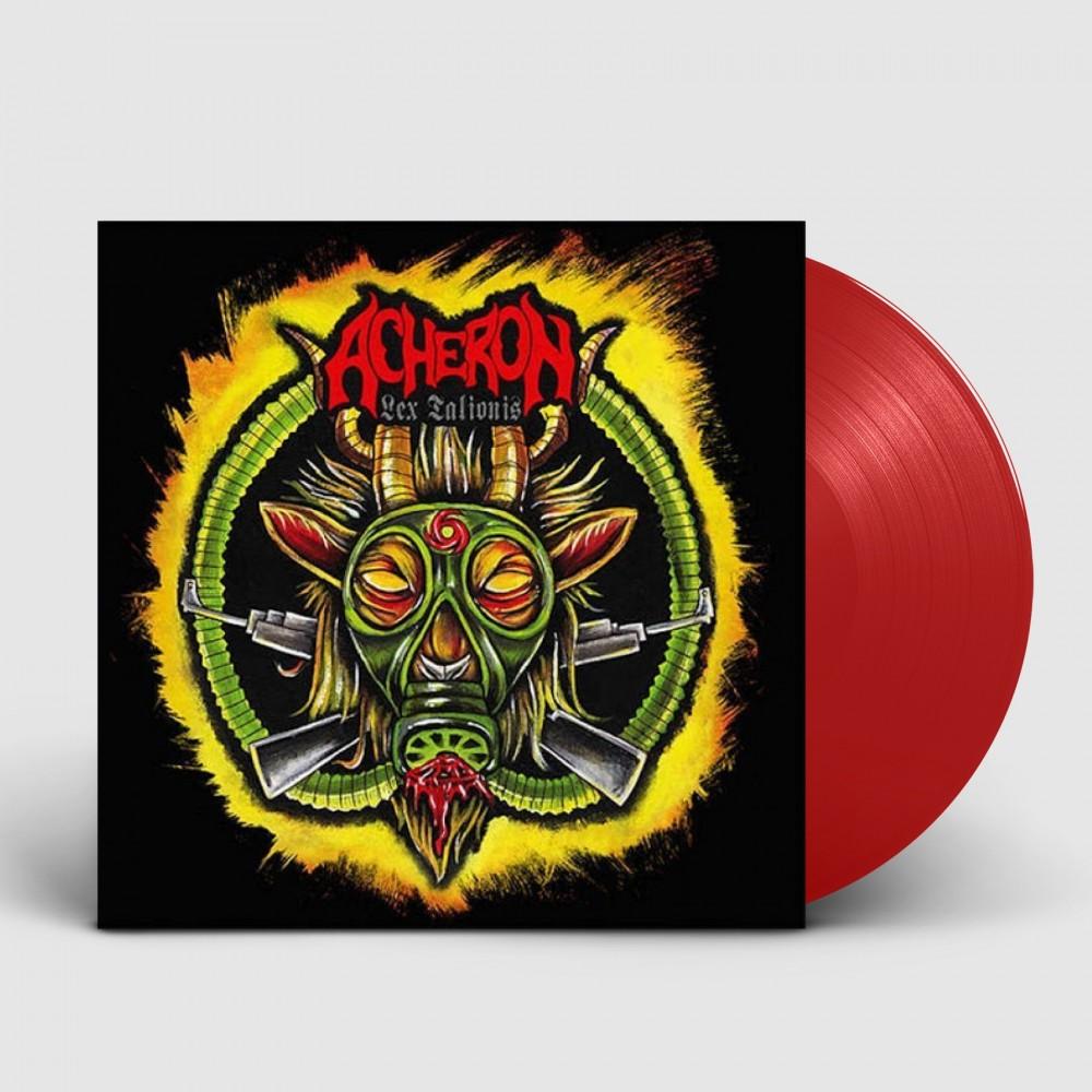 ACHERON - Lex Talionis [RED] (LP)