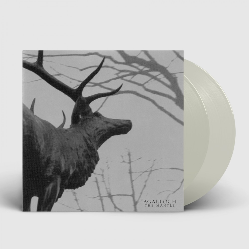 AGALLOCH - The Mantle [CLEAR] (DLP)
