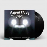 AGENT STEEL - No Other Godz Before Me [BLACK] (DLP)