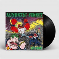 AGNOSTIC FRONT - Get loud! [BLACK] (LP)