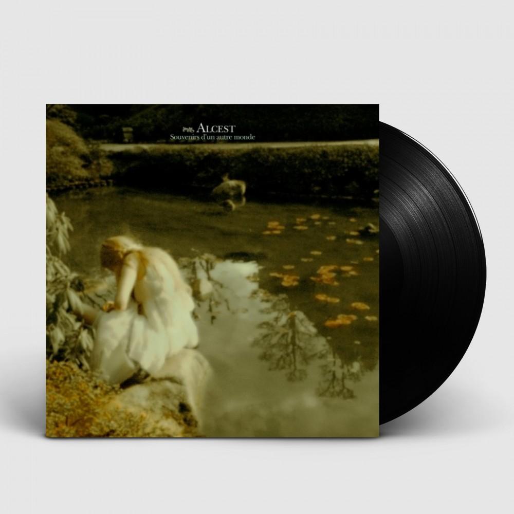ALCEST - Souvenirs d'un autre monde 10th Anniversary edition [BLACK] (LP)