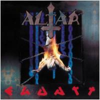 ALTAR - Ego Art [BLACK] (LP)