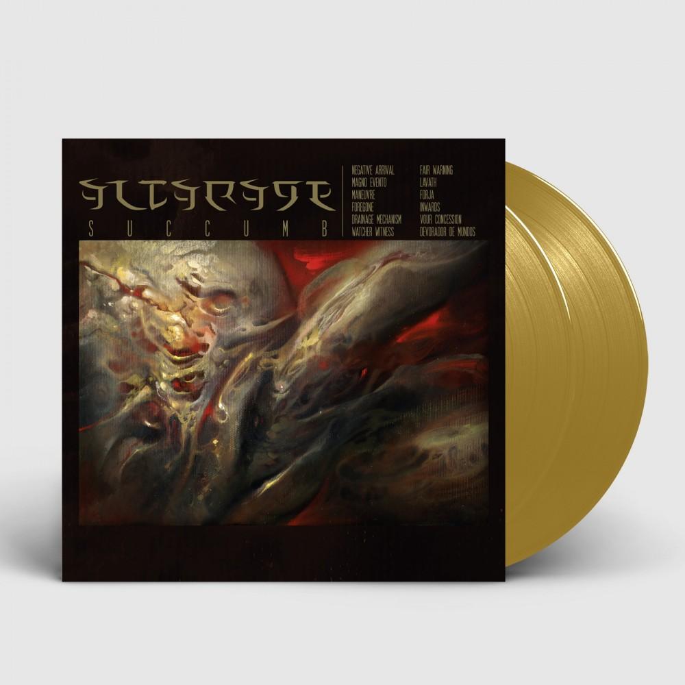 ALTARAGE - Succumb [GOLD] (DLP)