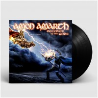 AMON AMARTH - Deceiver Of The Gods [BLACK] (LP)