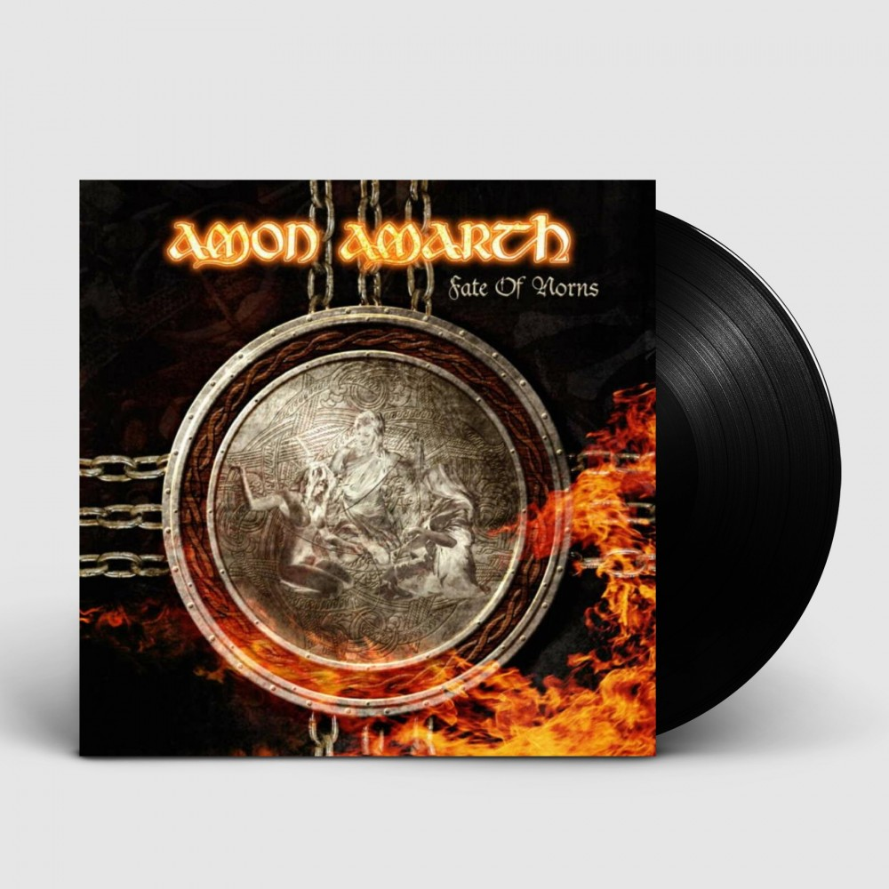 AMON AMARTH - Fate Of Norns [BLACK] (LP)
