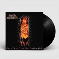 AMON AMARTH - Once sent from the golden hall [BLACK] (LP)