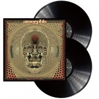 AMORPHIS - Queen Of Time [BLACK] (DLP)