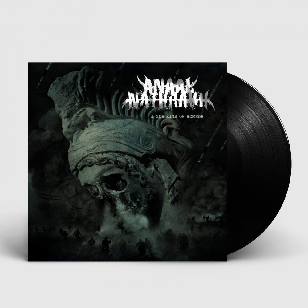 ANAAL NATHRAKH - A New Kind Of Horror [BLACK] (LP)