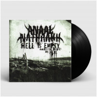 ANAAL NATHRAKH - Hell Is Empty And All The Devils Are Here [BLACK] (LP)