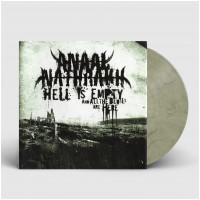 ANAAL NATHRAKH - Hell Is Empty And All The Devils Are Here [IVORY GREY] (LP)