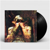 ANAAL NATHRAKH - The Codex Necro [BLACK] (LP)